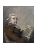 Self Portrait, Aged 31, C.1782 Giclee Print by John Raphael Smith