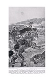 The Battle of Alma Giclee Print by Richard Caton Woodville