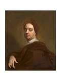 Self Portrait, Early 1700s Giclee Print by Michael Dahl