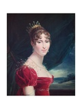 Hortense De Beauharnais Giclee Print by Francois Gerard