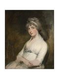 Portrait of Anne, Lady Grenville, Nee Pitt, C.1803 Giclee Print by John Hoppner