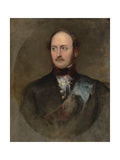 Portrait Study of Prince Albert, the Prince Consort, 1858 Giclee Print by William Boxall