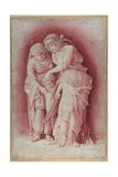 Judith with the Head of Holofernes, after Andrea Mantegna Giclee Print by Andrea Mantegna