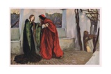 O, Mistress Mine Where are You Roaming', from 'twelfth Night' by William Shakespeare Giclee Print by Edwin Austin Abbey