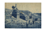 Tomb of Abshalom, 1858 Giclee Print by Mendel John Diness