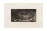 The Negress Giclee Print by  Rembrandt van Rijn