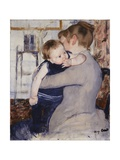 Mother and Child, C.1889 Giclee Print by Mary Cassatt
