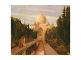 The Taj Mahal, 1877 Giclee Print by Valentine Cameron Prinsep