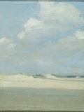 Dunes at the Sea (Laguna Beach) Giclee Print by Eleanor Ruth Colburn