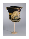 A Helmet of the 7th Regiment of the Polish Cavalry of the Line, known as a 'Czapka', 1812 Giclee Print