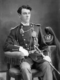 Lieutenant James G. Sturgis, C.1874-76 Photographic Print by David Frances Barry