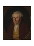 Portrait of Immanuel Kant, 1805 Giclee Print by Joachim Guenin
