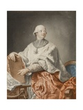The Cardinal De Rohan, 1783 Giclee Print by Philibert Louis Debucourt