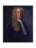 Benjamin Lynde, Sr., 1731 Giclee Print by John Smibert