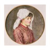 Rhoda Giclee Print by Helen Allingham