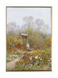 An Old Well, Brook, Surrey Giclee Print by Helen Allingham