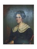 Mrs. Samuel P. (Sophia) St. John Giclee Print by Samuel Lovett Waldo