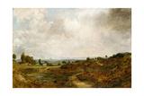 Hampstead Heath Giclee Print by John Constable