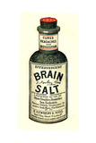 Advertisement for 'Brain Salt', 1890s Giclee Print