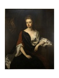 Portrait of Rachel Russell, Duchess of Devonshire, C.1694-1700 Giclee Print by Michael Dahl