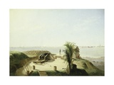 Battery Marion, November 4, 1863 Giclee Print by Conrad Wise Chapman