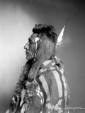 Weasaw Shoshone, C.1899 Photographic Print by  Rose and Hopkins Studio