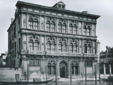 Palazzo Vendramin Calergi Photographic Print