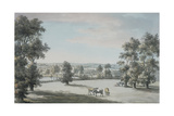 Oxford from the South, 1786 Giclee Print by Jane Mary Oglander