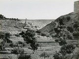 The Valley of Jehoshapat, 1858 Photographic Print by Mendel John Diness