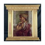 Zenobia Captive, 1878 Giclee Print by Edward John Poynter