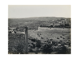 Jerusalem from the Mount of Olives, 1858 Giclee Print by Mendel John Diness