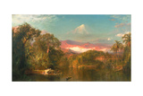 Chimborazo, 1864 Giclee Print by Frederic Edwin Church