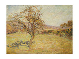 Landscape, 1890 Giclee Print by Jean Baptiste Armand Guillaumin