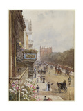 Piccadilly, 1894 Giclee Print by Rose Maynard Barton