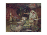 The Rending of the Veil, 1869 Giclee Print by William Bell Scott
