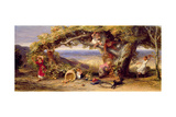 The Patriarch of the Orchard, 1861 Giclee Print by Samuel Palmer