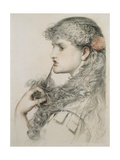 Proud Maisie, 1893 Giclee Print by Anthony Frederick Augustus Sandys