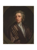 Portrait of John Locke, C.1704 Giclee Print by Sir Godfrey Kneller