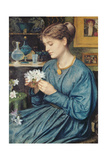 Portrait of Agnes Poynter, 1867 Giclee Print by Edward John Poynter