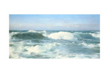 Breakers Giclee Print by David James