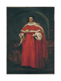 Sir Matthew Hale, Kt, 1670 Giclee Print by John Michael Wright