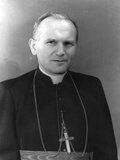 Pope John Paul II Photographic Print