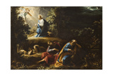 The Agony in the Garden (Christ on the Mount of Olives), 1597-98 Giclee Print by Guiseppe Cesari