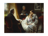 Consolation, 1859 Giclee Print by Thomas Brooks