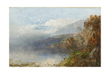 Autumn on the Androscoggin Giclee Print by William Sonntag