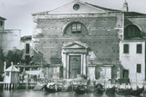 View of the Church of San Marcuolo Photographic Print