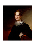 Ann Britton Cook, 1821 Giclee Print by James the Elder Peale