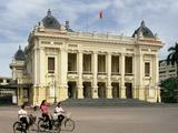 Opera House, Hanoi, Vietnam Photographic Print