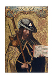 St. James Major Giclee Print by  Master of Mambrillas