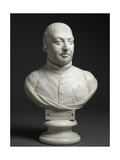 Portrait Bust of George III Giclee Print by Peter Turnerelli